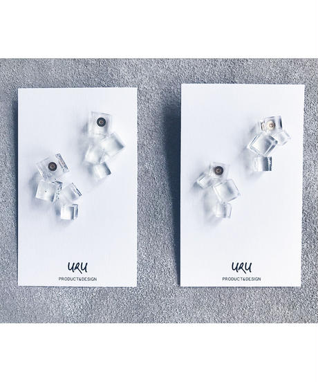 Cubism Earrings