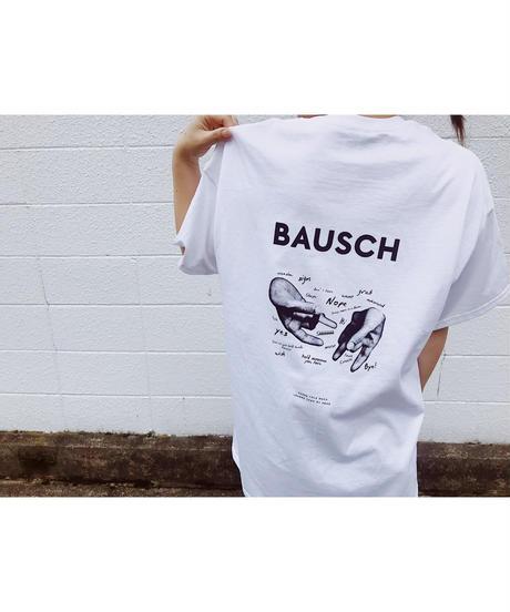 【BAUSCH】Hands Talk Much Tee