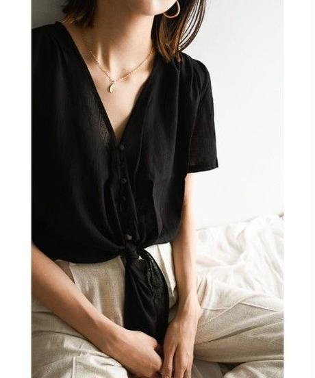 tied shirt