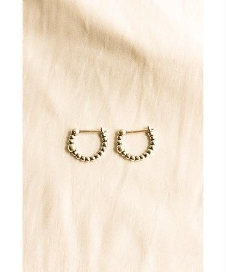 silver925 loop pierce