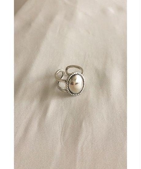 silver925 motif ring