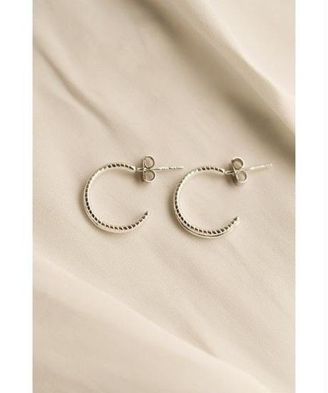 <再入荷>silver925 whoop pierce
