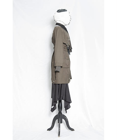 au52-03co03-02/ladies:KH Model&detail