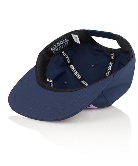 Weird Times 5 Panel Snapback Hat