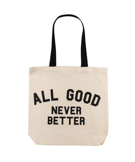 ALL GOOD AGNB Recycled Tote Bag