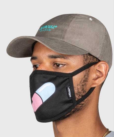 OFFICIAL Face Mask Capsule オフィシャル マスク AKIRA