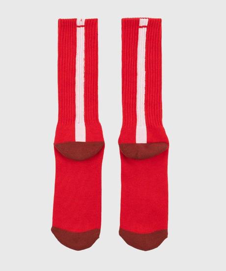 Neue Sock (Red)