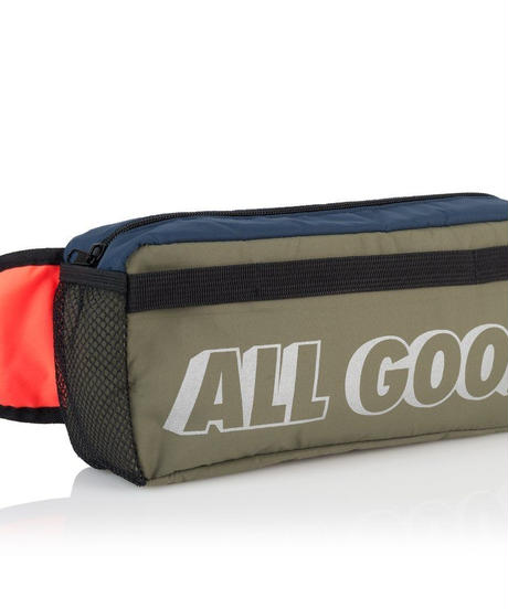 ALL GOOD  WALKABOUT HIP BAG - OLIVE