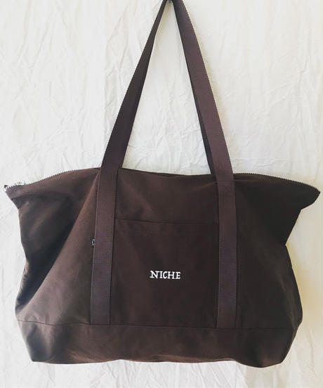 NICHE BAG60  ダークブラウン