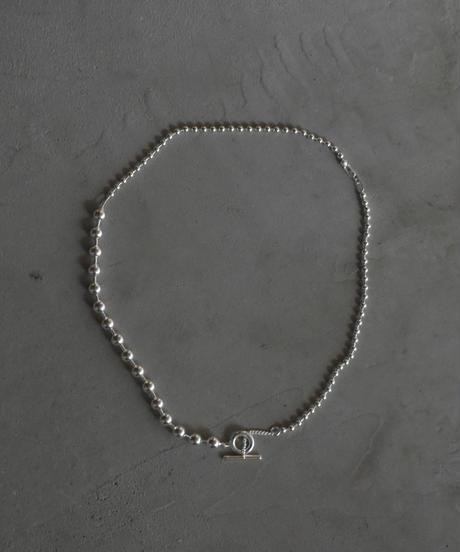 necklace-a02013 SV925 Mantel Choker Necklace