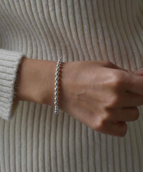 brace-a02016 SV925    Ball Chain  Brace