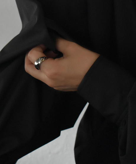 ring-a02036  SV925 Plump Ring