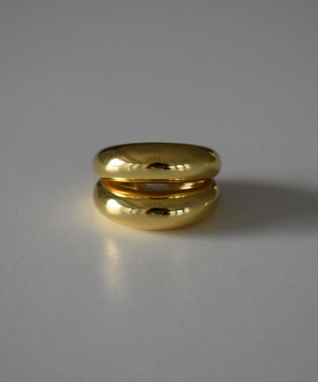 ring-a02061  SV925  Two Volume Ring