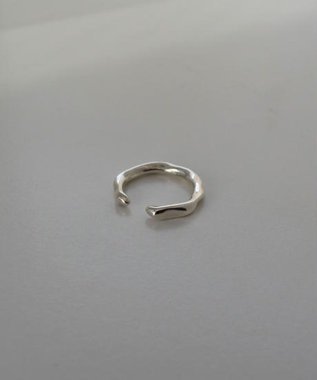 Ring-a02100  SV925  Nuance  Line  Earcuff  Ring