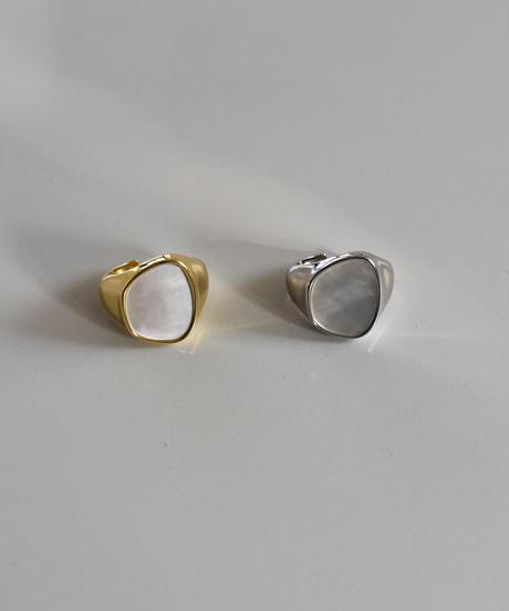 ring-a02088  SV925 Shellish  Ring