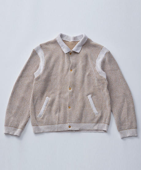 Sheba / KNIT COACH JACKET / 2001-3002