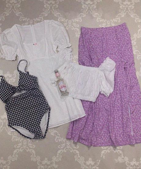【SAMPLE & ARCHIVE BAG】summer set