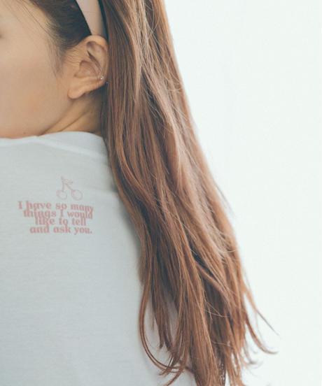 【lottie made】tattoo motif tee
