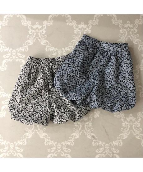 flower balloon short pants  (A20-02017K)