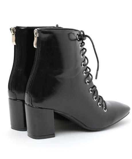 lace up boots(AS65DS003)