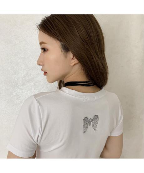 【lottie made】angel chibi tee
