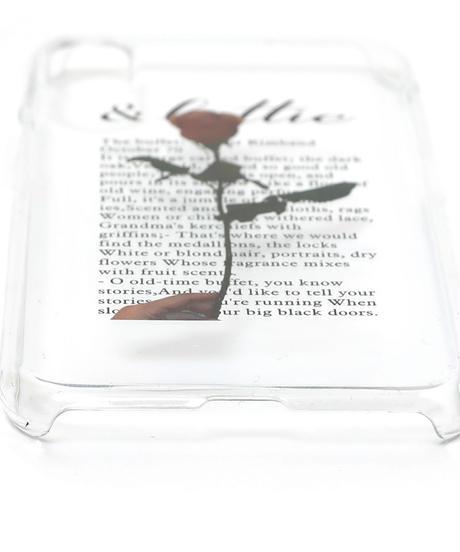 【lottie made】rose iphone case