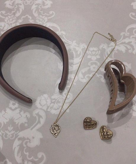 【SAMPLE & ARCHIVE  BAG】accessory set