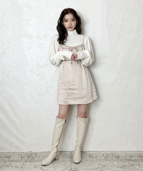 SPECIAL  COORDINATE SET -white-