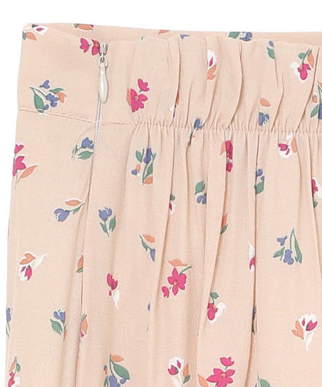 flower long skirt (S19-03045K)