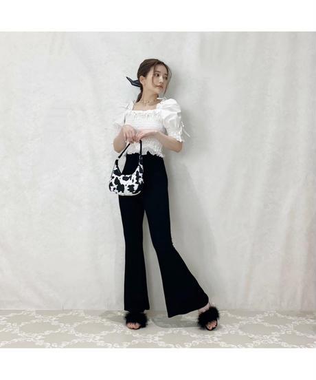 【Summer 27】lib flare pants(cg00030)