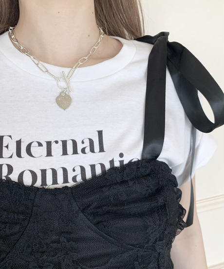 """""""Eternal Romantic """" tee"""