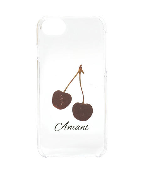 【lottie made】cherry iphone case