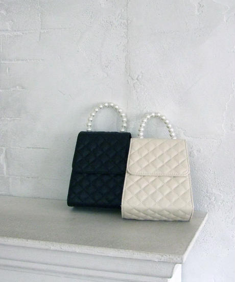 quilting pearl bag(A19-08028K)