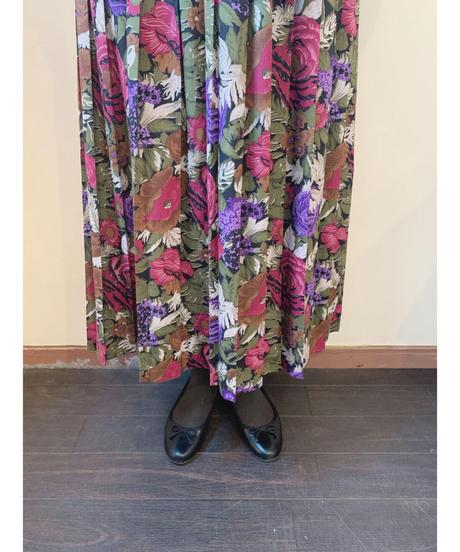 used us flower skirt