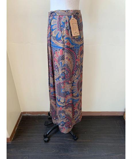 used paisley skirt