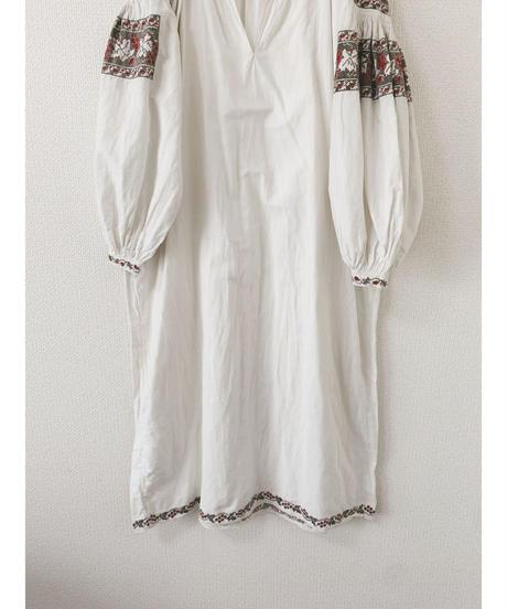 antique Ukraina dress
