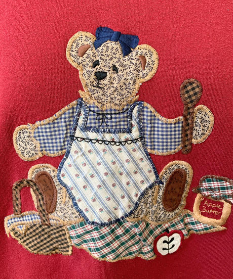 used teddy bear sweat