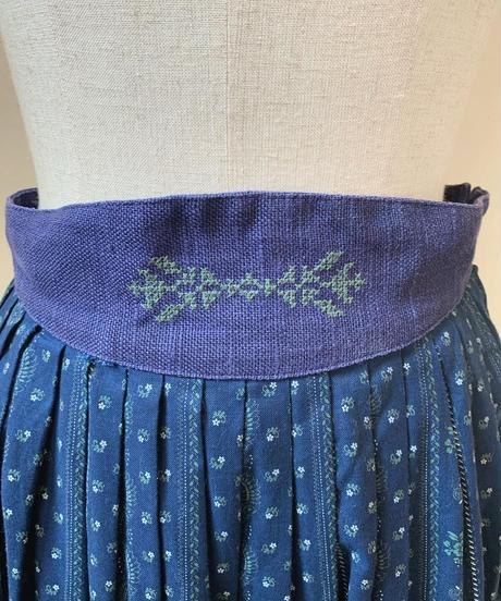 used tyrol skirt