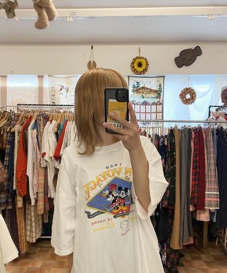 いい夢を見るオーバーサイズTシャツ3762