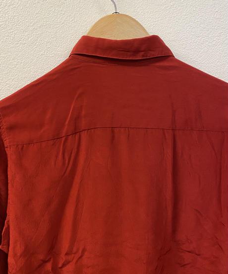 真っ赤なトマトのブラウス1526