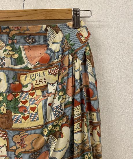 りんごを育てるタイトスカート2745