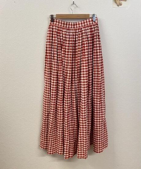 つぶつぶイチゴミルクのスカート2520