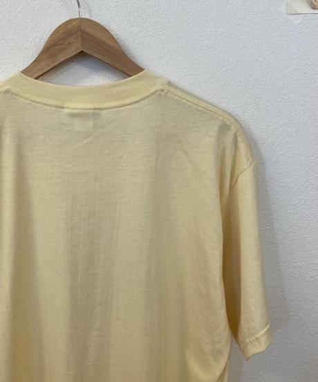 おうちで一休みする小鳥のTシャツ3484