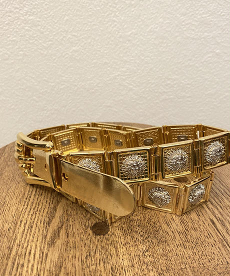 gold belt 0300