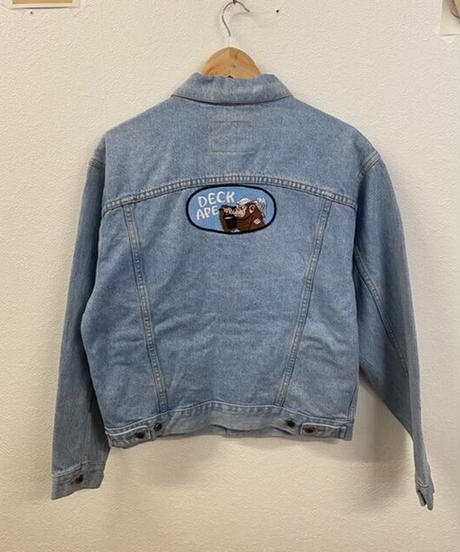 掃除が好きなオラウータンのジャケット2603