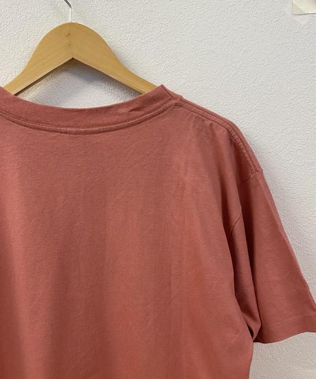 風に揺られるお花のTシャツ3728