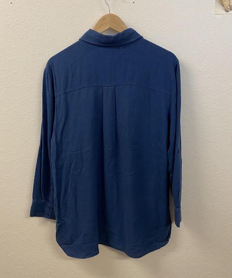 星のない夜空のシャツ1479