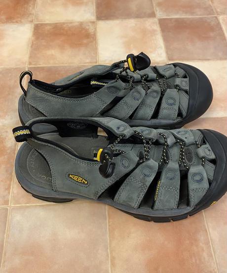 keenサンダル(gray)0368