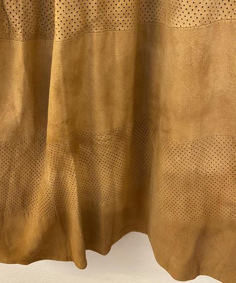 キャラメルラテのスカート4214