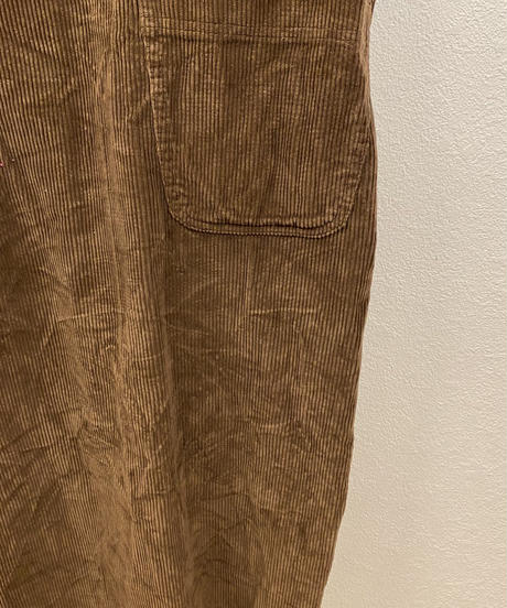 モカアイスのジャンパースカート2340